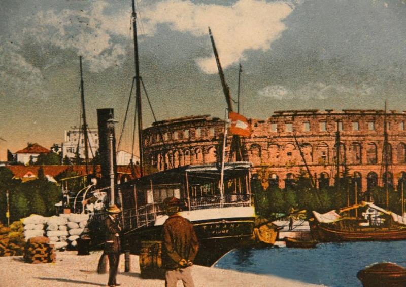 Shipwreck  Tihany